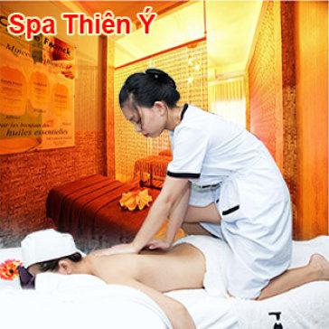 Trọn Gói Massage Body + Mặt Nạ Collagen Tươi 75' Tại Viện Điều...