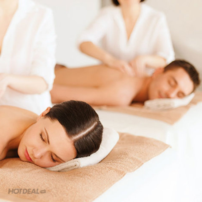 Massage Nam, Nữ Tinh Dầu Kinh Giới/ Chăm Sóc Da Mặt/ Điều Trị...