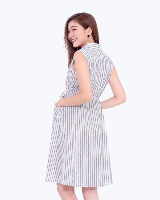 Đầm Sơ Mi Thời Trang Cindy