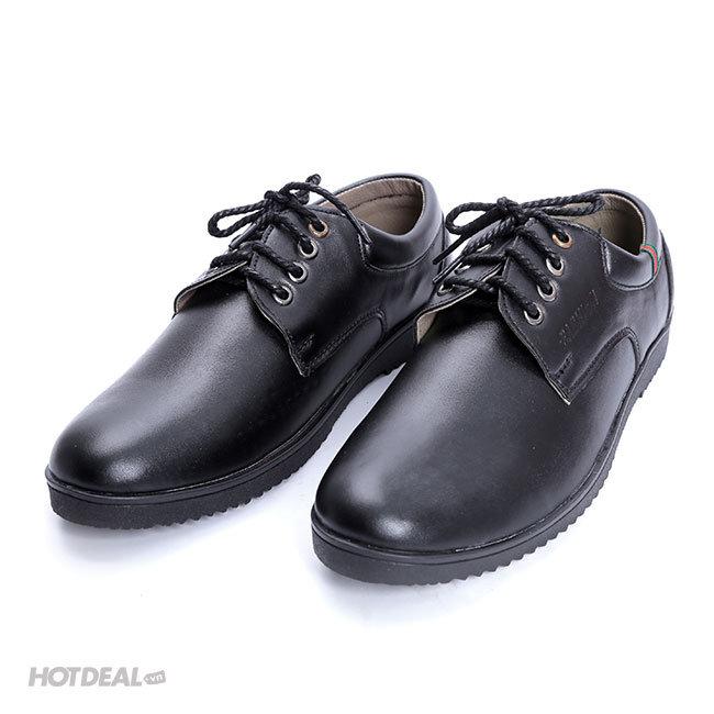 Giày Tây Nam Cột Dây Rút Thời Trang