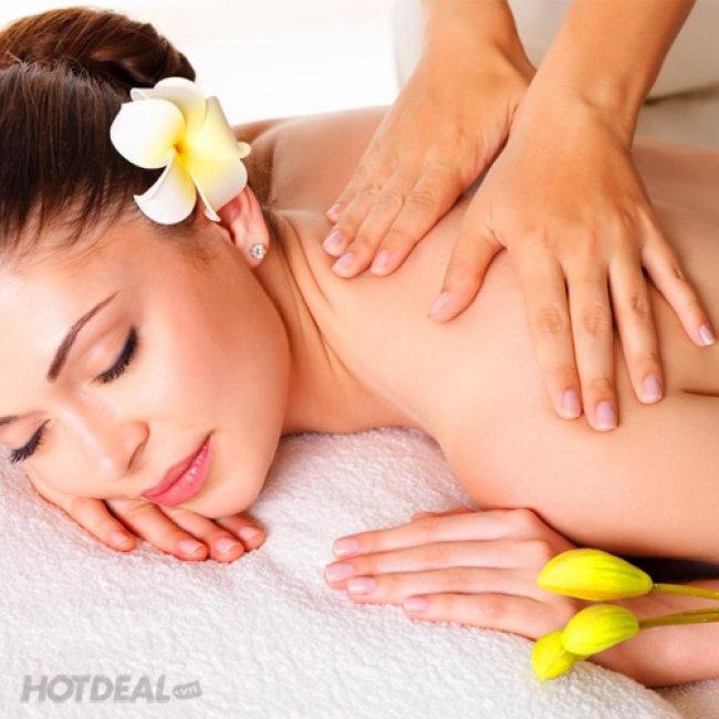 Full Dịch Vụ Massage Body, Massage Foot Tại Gia Hân Foot Massage