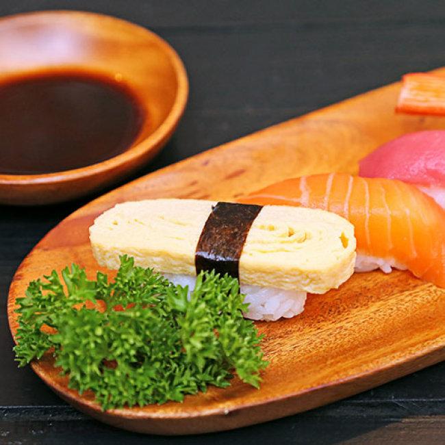 Combo Sushi Cho 01 Người - Không Giới Hạn Voucher Tại Sushi Cười