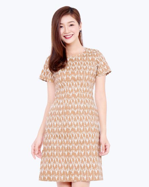 Đầm Suông Thời Trang Thu Đông