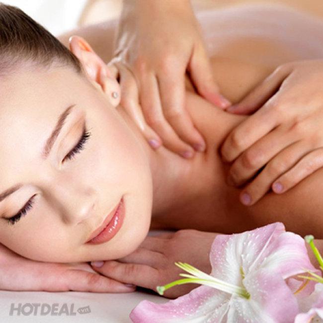 Body Massage Đẳng Cấp - Tràn Đầy Năng Lượng Tại Venus Vn Massage
