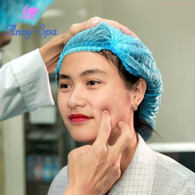 Tạo Hình Má Lúm Đồng Tiền - Không Phẫu Thuật - Không Để Lại...