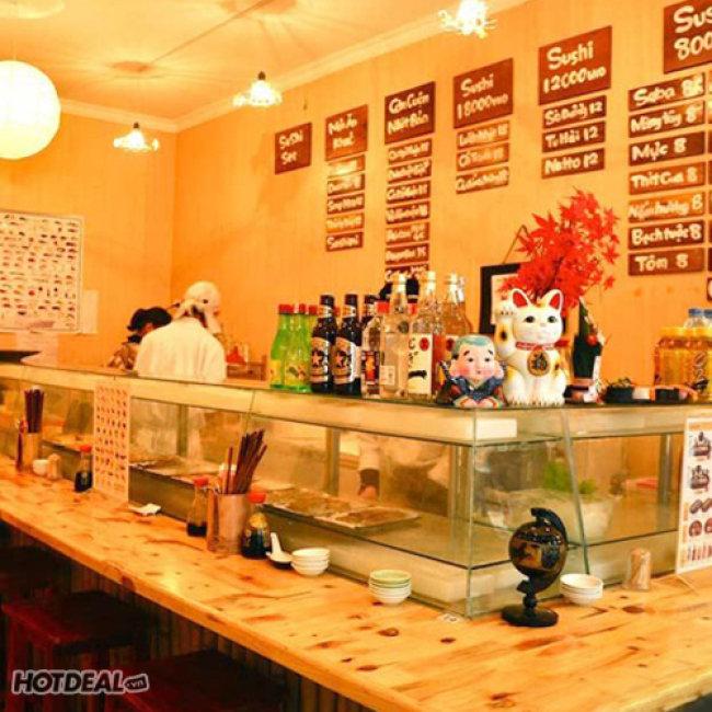 Voucher Áp Dụng Toàn Menu - Nhà Hàng Bánh Xèo Aozora