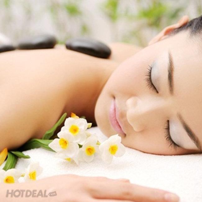 Massage Body Và Tẩy Da Chết Toàn Thân Miễn Phí Xông Hơi Tại Ban...