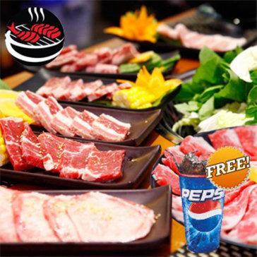 Buffet Nướng Lẩu Nhật Menu Cao Cấp Tại Nhà Hàng Yaki BBQ - Free...