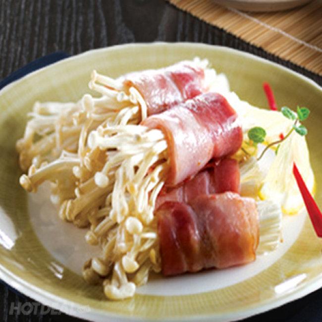 Buffet Nướng Chuẩn Hàn Quốc Yukssam BBQ - Buổi Trưa
