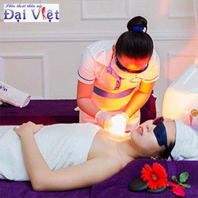 Trọn Gói Triệt Lông Vĩnh Viễn Công Nghệ Super Hair VE - 2020, Không...