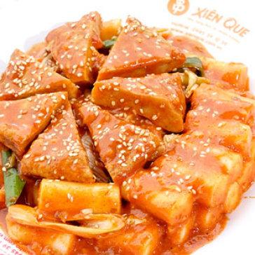 Topokki Chả Cá Hàn Quốc (Bánh Gạo Chả Cá Hàn Quốc)