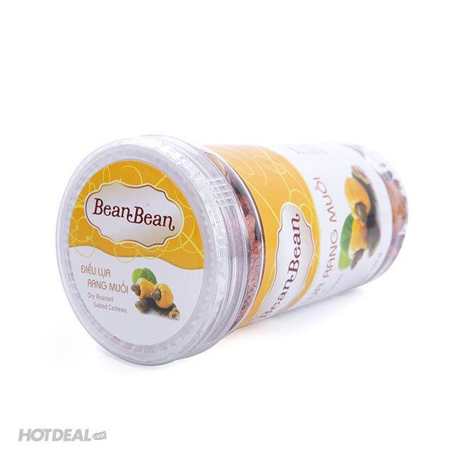 Hạt Điều Lụa Rang Muối Bean Bean Hũ 170g
