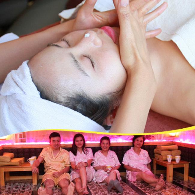 Thư Giãn Toàn Thân Với Liệu Trình Massage Body Tinh Dầu Nóng,...