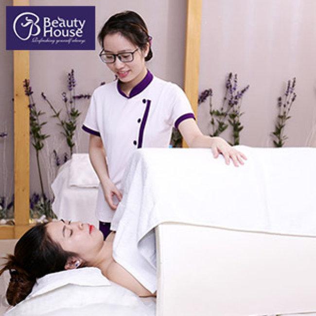 Beauty House Spa - Tắm Trắng Body Cao Cấp Cho Làn Da Trắng Sáng Không...