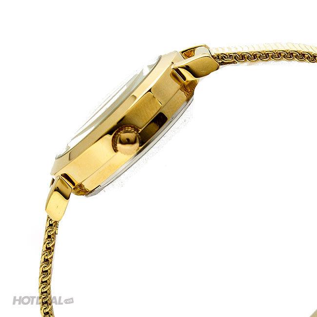 Đồng Hồ Nữ Julius Ju970 (Màu Vàng)