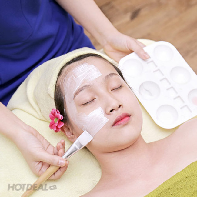 Chăm Sóc Massage Mặt Thư Giãn 60' Tại SkinOne Clinic - Spa Không Nhận...