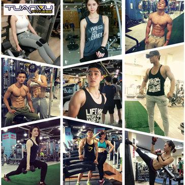 02 Tháng Tập Gym + Xông Hơi Full Time Tại Hệ Thống Tuấn Vũ Fitness