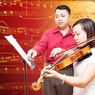 Thỏa Sức Đam Mê Âm Nhạc Với Các Khóa Học Tại Hệ Thống Trung Tâm Âm Nhạc Phaolo