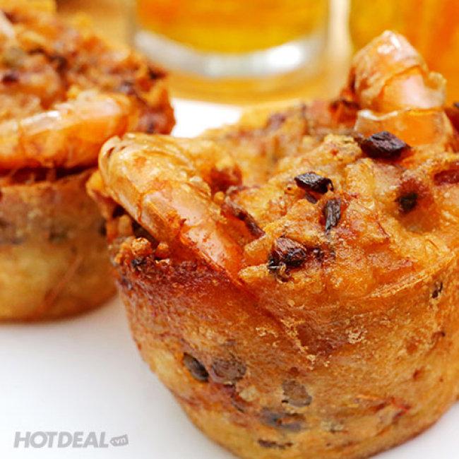 Combo Bánh Xèo Bạc Liêu Nổi Tiếng + Bánh Cống + Rau Rừng Dành Cho...