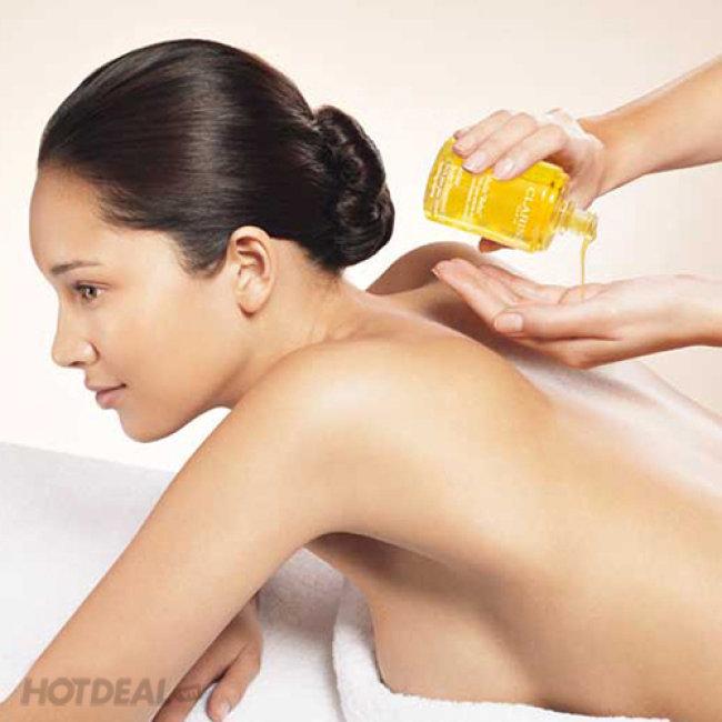 Massage Body Kết Hợp Đá, Chăm Sóc Da Mặt Tại Aha Spa
