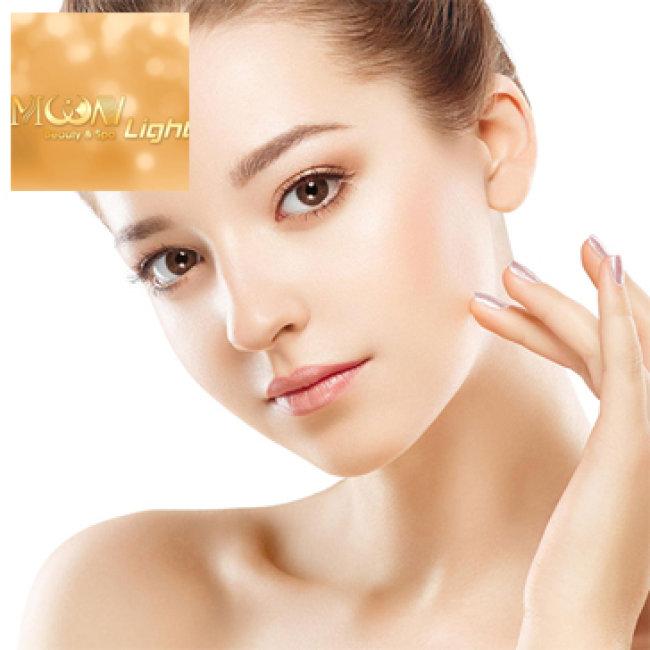 Điện Di Ion Hàn Quốc + Mặt Nạ Vàng Collagen Tại Moon Light Beauty &...