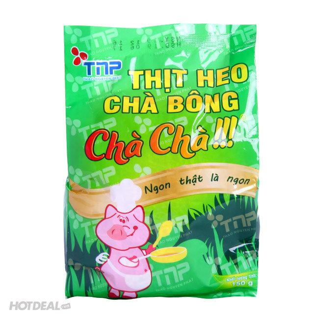 Thịt Heo Chà Bông Chà Chà Gói 150g - Ngon Thật Là Ngon