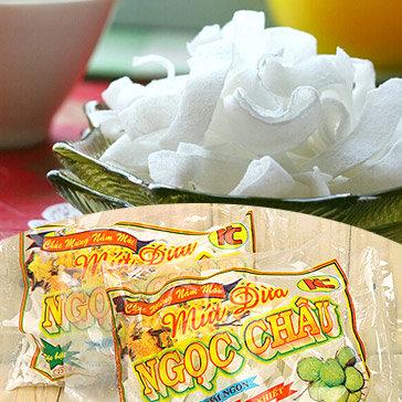 Combo 2 Hộp Mứt Dừa Dây Già Truyền Thống Tinh Khiết Bến Tre...