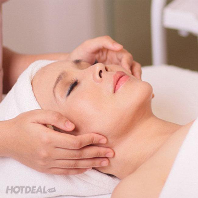 Tẩy Da Chết Toàn Thân + Massage Body Trị Liệu + Đắp Mặt Nạ...