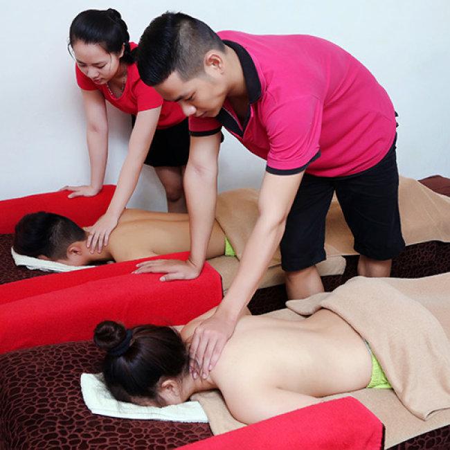 Massage Body Tinh Dầu + Đá Nóng + Foot + Ngâm Chân + Đắp Mặt Nạ...