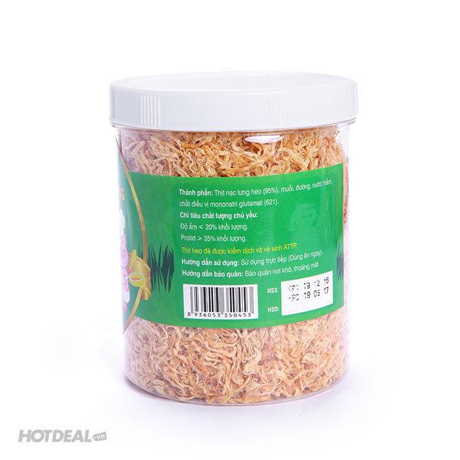 Thịt Heo Chà Bông Chà Chà Hũ 250G