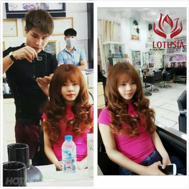Gói Làm Tóc Đẹp Đón Năm Mới Tại Hair Salon & Spa Lotusia