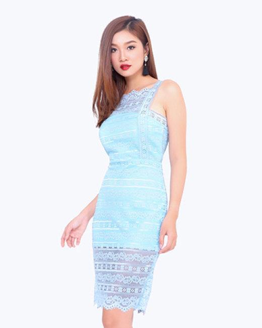 Đầm Ren Body Form Đẹp