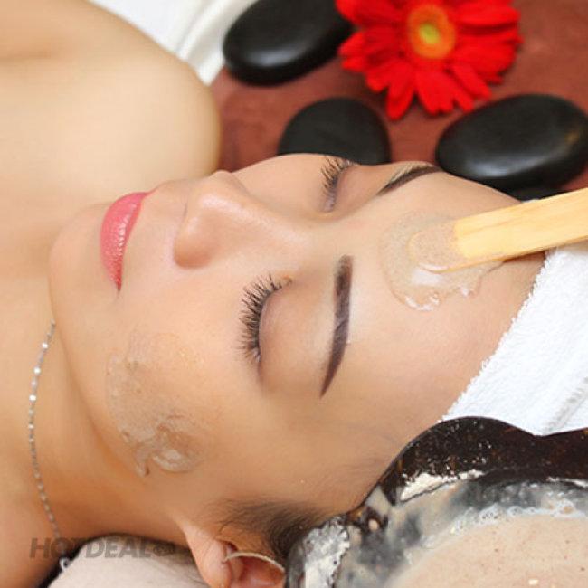 Miễn Tip - Massage Body + Thanh Tẩy Làn Da + Sáng Mịn Da Mặt