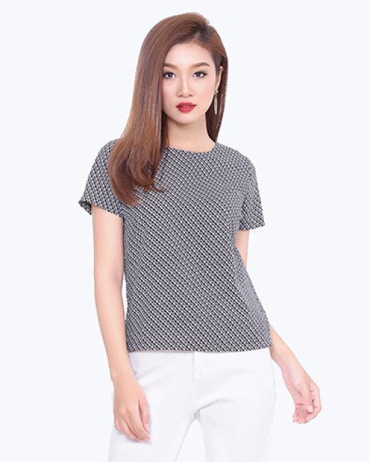 Áo Kiểu Nữ 07203 - TH Sơn Nguyễn