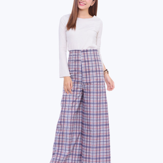 Váy Quần Chống Nắng Vải Phi Cotton Cao Cấp