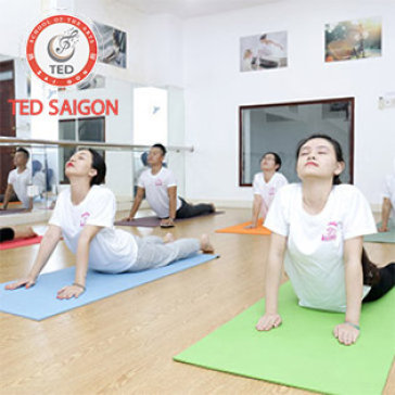 12 Buổi Yoga Tại Trung Tâm TED SAIGON Veda Yoga