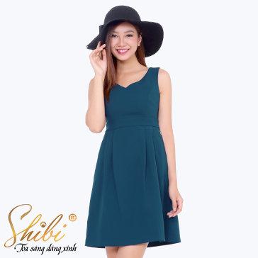 Đầm Công Sở Shibi SB075
