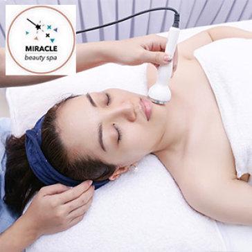 Khuyến Mãi Sốc - Số Lượng Có Hạn - Chạy Vitamin C Hút Dầu, Nhờn, Đắp Mặt Nạ + Massage Mặt, Làm Sáng Mịn Da, Se Khít Lỗ Chân Lông Tại Miracle Spa