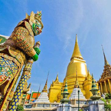 Tour Thái Lan Bangkok – Pattaya 5N4Đ Bao Gồm Vé Máy Bay - Khởi Hành Từ Hồ Chí Minh