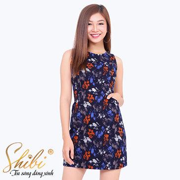 Đầm Công Sở Shibi SB073