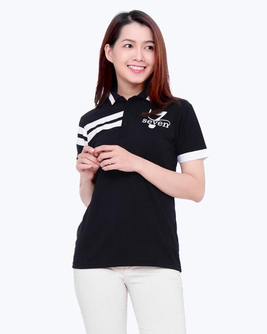 Áo Thun Cặp Cổ Trụ T013 - TH Quỳnh Vy