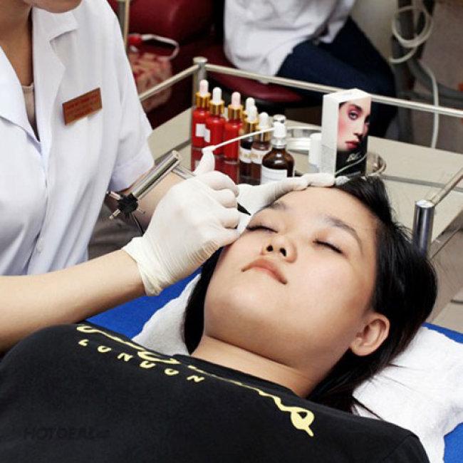 Phun Thêu Điêu Khắc Chân Mày - TMV Thanh Ngọc (Không Bù Tiền)