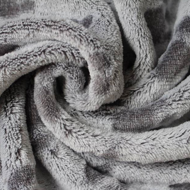 Mền Luminy Vải Lông Cừu Mềm Mại Như Da Em Bé