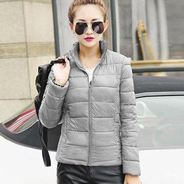 Áo Khoác Phao Style Korea