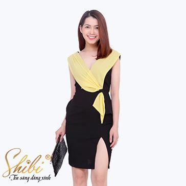 Đầm Công Sở Shibi SB071