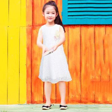 Váy Thiên Thần Luminy Cho Bé