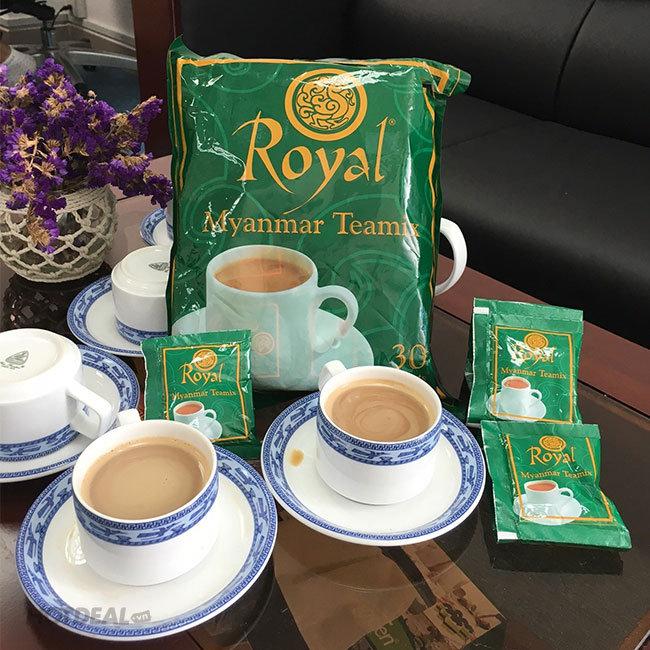 Trà Sữa Royal Myanmar Teamix 600gr - Thơm Ngon Tại Nhà