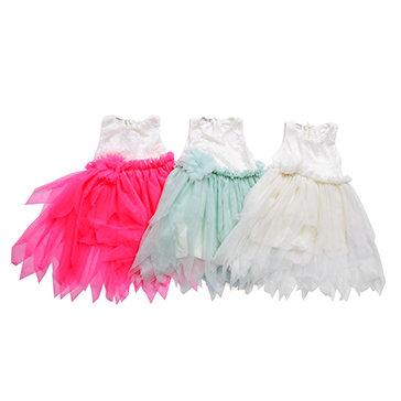 Đầm Công Chúa Luminy Cho Bé Từ 3-5 Tuổi