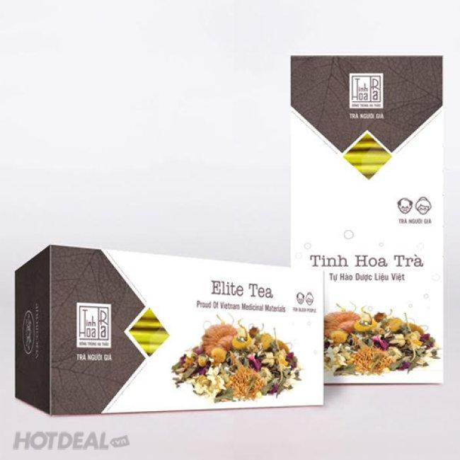 Combo 01 Hộp Trà Đông Trùng Hạ Thảo + 01 Hộp Cafe Linh Chi