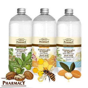 Sữa Tắm Tinh Dầu Thiên Nhiên Thư Giãn Green Pharmacy 1000ML NK Ba Lan